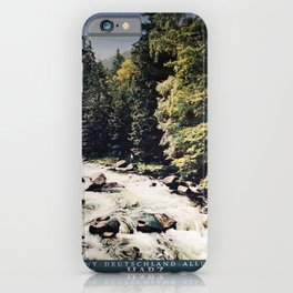 retro Harz iPhone Case