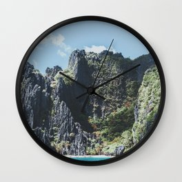 Filipino Island Wall Clock