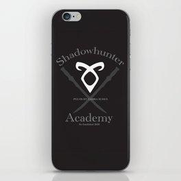 Shadowhunter Academy iPhone Skin