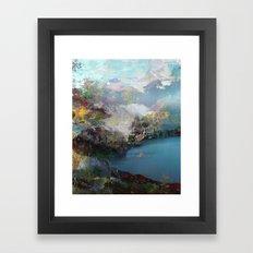 Untitled 20120315e (Landscape) Framed Art Print