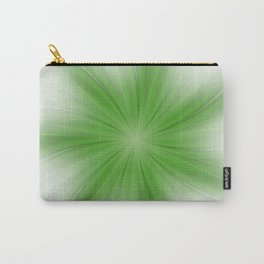 Life Begins Fractal Carry-All Pouch
