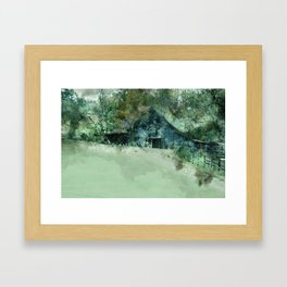 Barn Plethora Framed Art Print