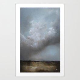 Let It Rain On Me  Art Print