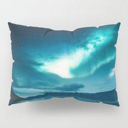 Aurora Borealis (Northern Polar Lights) Pillow Sham