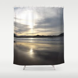 Beach Reflections II Shower Curtain