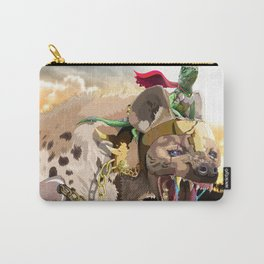 Pet Hyena Carry-All Pouch