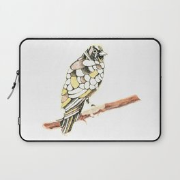 Canary in a Cathouse Laptop Sleeve