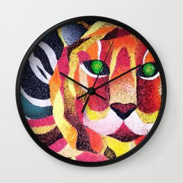 The Fearless Wall Clock