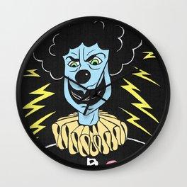 Evil Clown/Evil Klown Wall Clock