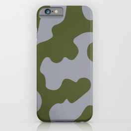 Vulcan Bomber (Camouflage) Pattern iPhone Case