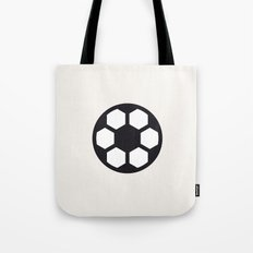Football - Balls Serie Tote Bag