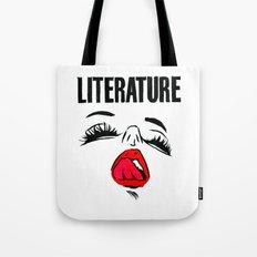 Lit Lust Tote Bag