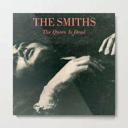 The Smiths - The Queen Is Dead Metal Print