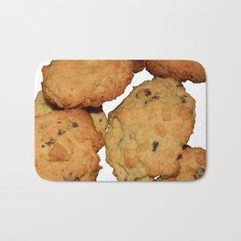 home made cookies Bath Mat