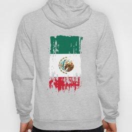 MX MEX Mexico Flag Hoody