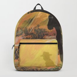 """""""Into The Sunset"""" Backpack"""