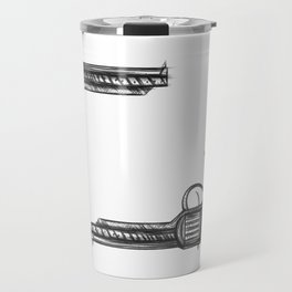 Snake Charmer Travel Mug