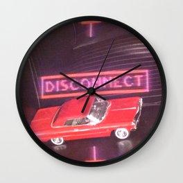I Just Ride Wall Clock