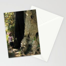 Fairy in a Tree! Stationery Cards