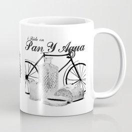 Pan Y Agua Coffee Mug