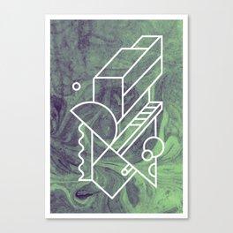 No 2 Canvas Print
