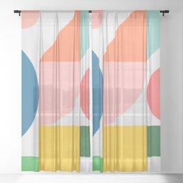Playpark 03 Sheer Curtain