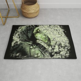 The Plague Doctor II Rug