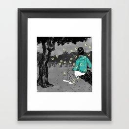 Pastorius Park, Philadelphia, PA Framed Art Print