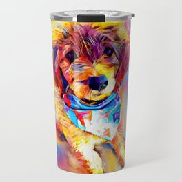 Goldendoodle Travel Mug