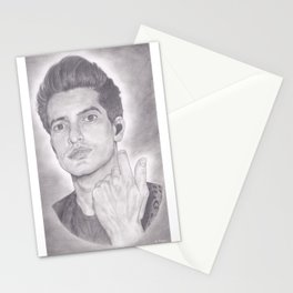Brendon Urie Stationery Cards