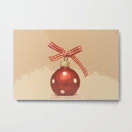 merry christmas vol 3 Metal Print