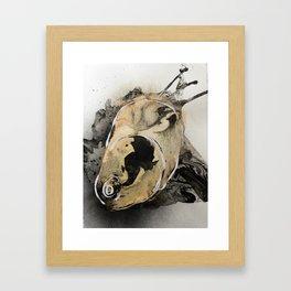 Oyster #1 Framed Art Print