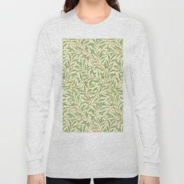 "William Morris ""Willow Bough"" Long Sleeve T-shirt"