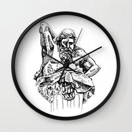 atlas shrugged Wall Clock
