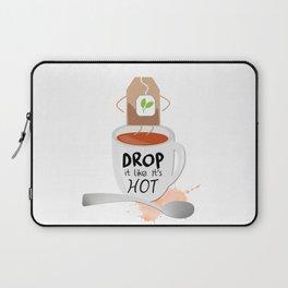 Drop It Like It's Hot Laptop Sleeve