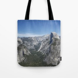 Half Dome from Glacier Point Tote Bag