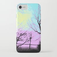 fog iPhone & iPod Cases featuring Fog by DesignsByMarly