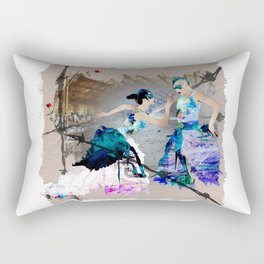 Japan Rectangular Pillow
