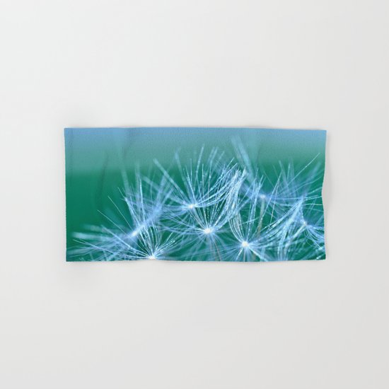 Diana's Dandelion  Hand & Bath Towel