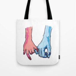 Hold on Loosely Tote Bag