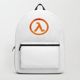 Half Life Rust Backpack