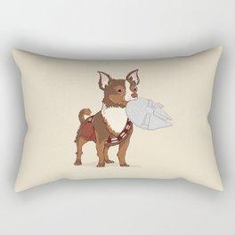 Chewhuahua Rectangular Pillow