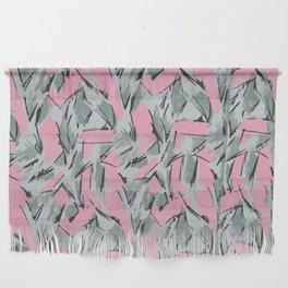 Hopper Pattern Wall Hanging