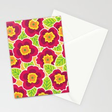 Primrose Collection 3 Stationery Cards