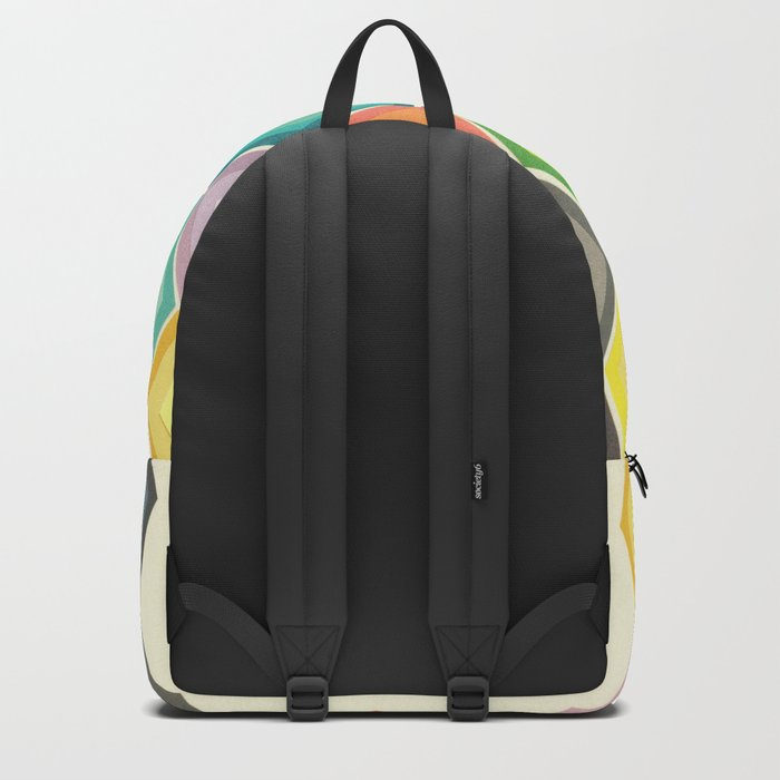 Honeycomb Layers Backpack