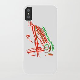 A Tribe Called Quest The Low End Theory iPhone Case