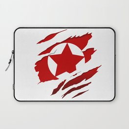 American Red Flag Pride Laptop Sleeve