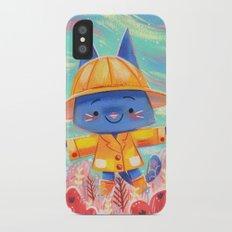 Raincoat 2 iPhone X Slim Case