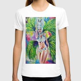 Carnival dance T-shirt