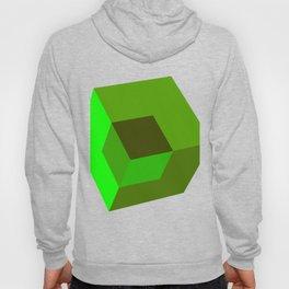 3d Cube Hoody